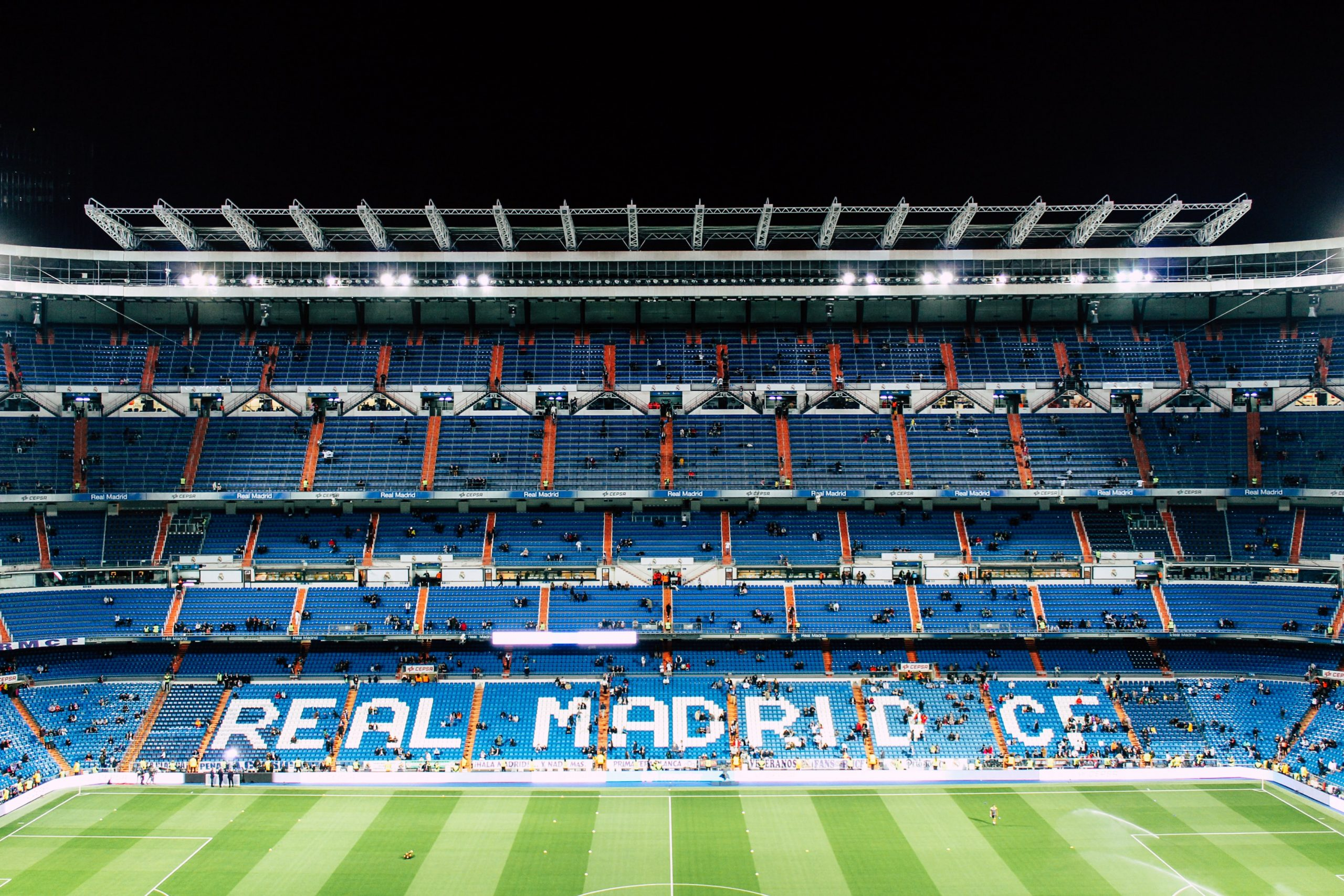 real madrid football arena